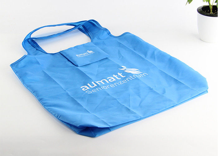 Bulk Foldable Cloth Fabric Grocery Tote Bags Durable Light Weight Ripstop